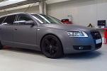 Folierung Audi A6 Kombi